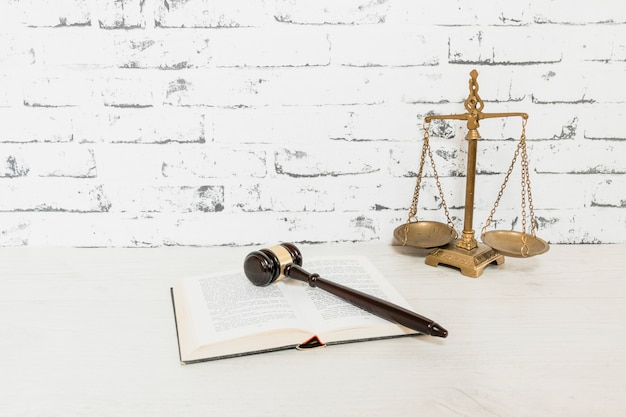 Law objects Free Photo