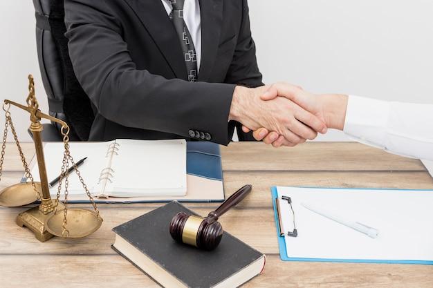 Lawyer Premium Photo