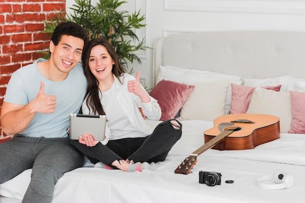 Imparare a suonare la chitarra da corsi online Foto Gratuite