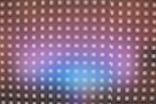 Led wall screen panel abstract background texture Premium Photo