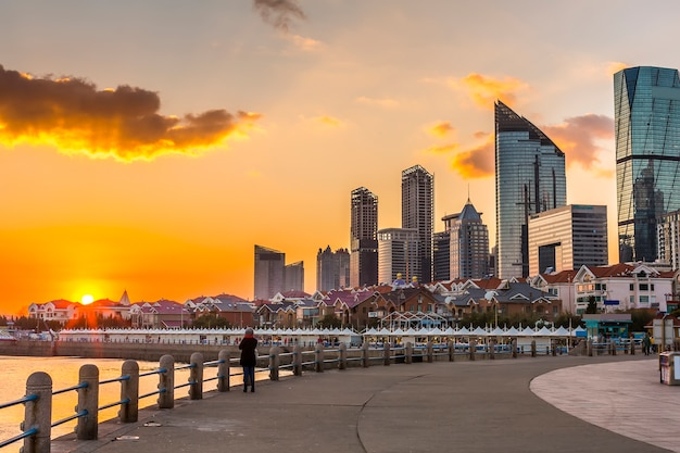 Leisure building economy water urban seascape Free Photo