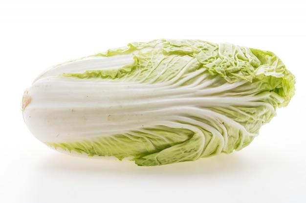 Cuore di lattuga natura vegetale fresco Foto Gratuite