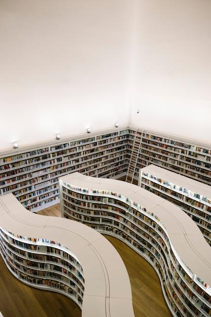 シンガポールの図書館 無料写真