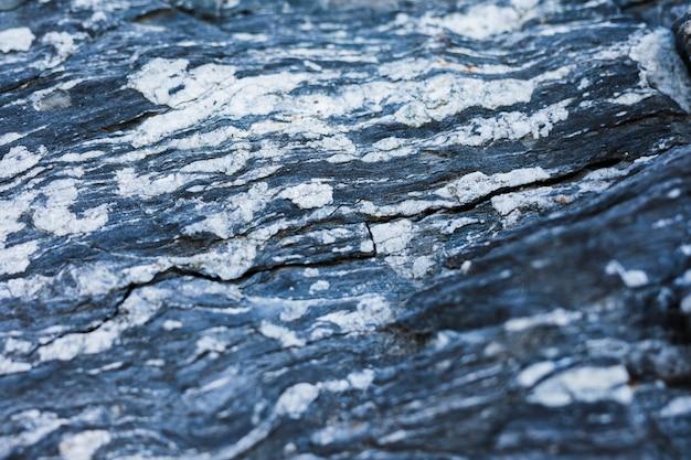 Lichen on weathered rock Free Photo