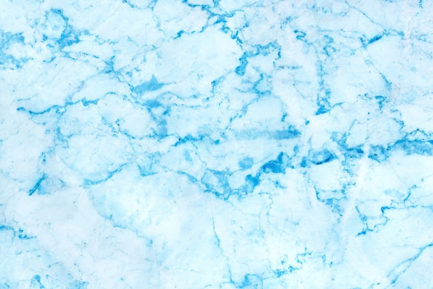 Light blue marble texture background with detailed structure high resolution bright and luxurious, tile stone floor in natural surface for interior or exterior. Premium Photo