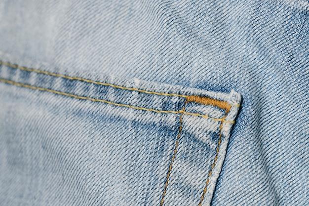 Light blue vintage jeans pocket Free Photo