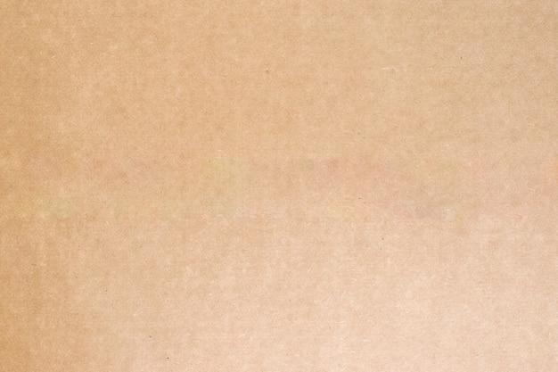 Light brown cardboard texture background Premium Photo