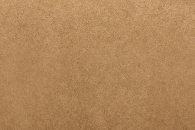 Светло-коричневая текстура крафт-бумаги для фона Premium Фотографии