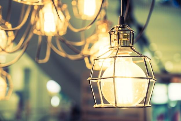 Light bulb lamp Free Photo