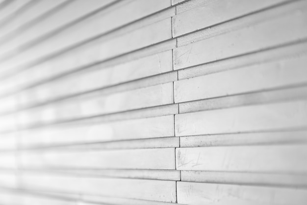 Light gray wall tile Premium Photo