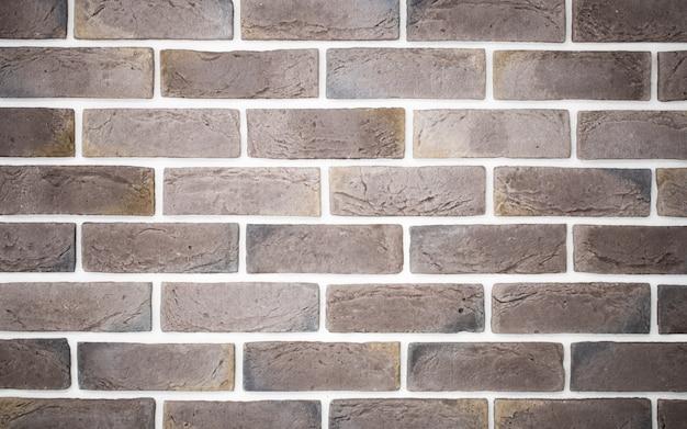 Muro di mattoni rosso chiaro, back-phonon creativo, primo piano Foto Gratuite