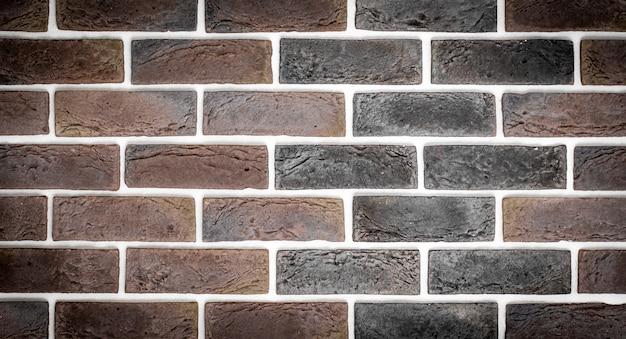 明るい赤レンガの壁 無料写真