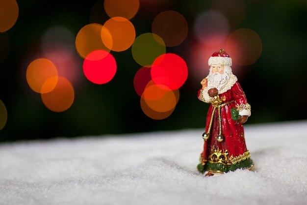 光聖人男サンタクロースクリスマスニコラス陽気 無料写真