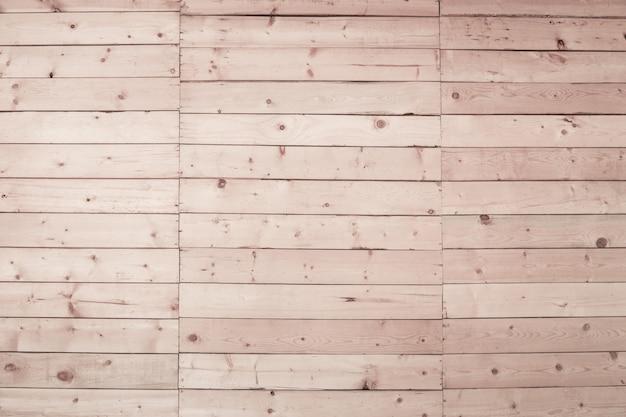 古い自然のパターン、古い木製の背景を持つ光のウッドテクスチャ背景表面。素朴なスタイルの壁紙。木材のテクスチャ Premium写真