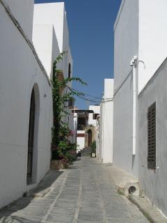 Lindos greece, rhodes Free Photo