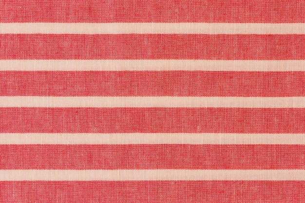 Linen fabric textured line background Free Photo