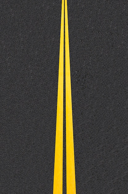 Lines of traffic on paved roads background Free Photo