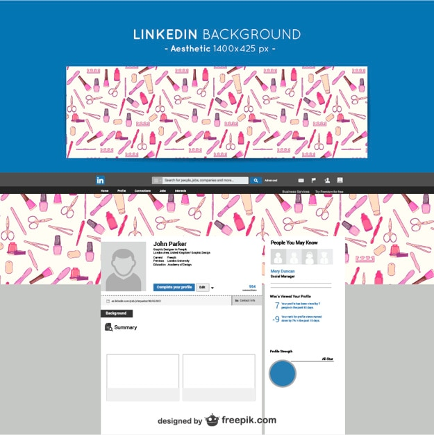 Background Pictures Linkedin Linkedin Aesthetic Background