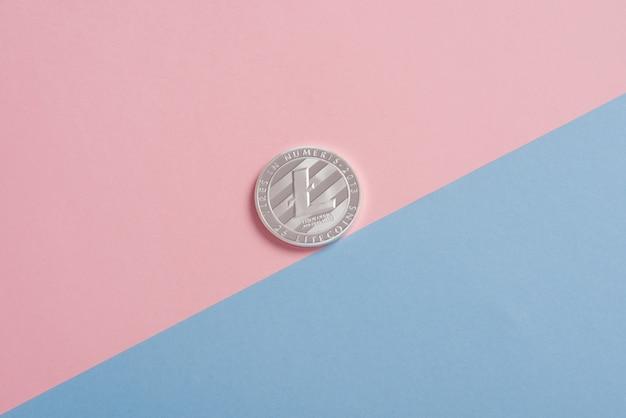 Litecoin's volatility Premium Photo