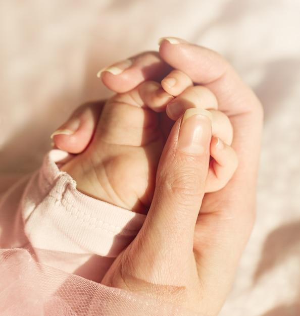 Hands Baby Hands Coming Apart