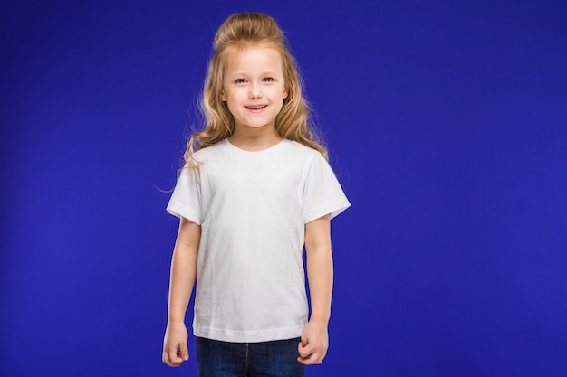 Little girl Premium Photo