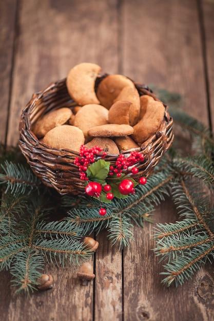 Piccoli snack per babbo natale Foto Gratuite