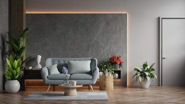 living room design for basement ideas