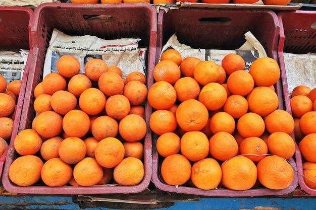 Local market in luxor city, egypt Premium Photo