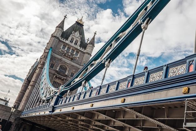 The london bridge Premium Photo