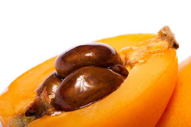 Loquat fruit Premium Photo