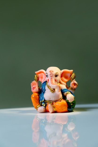 Lord ganesha , ganesh festival Premium Photo