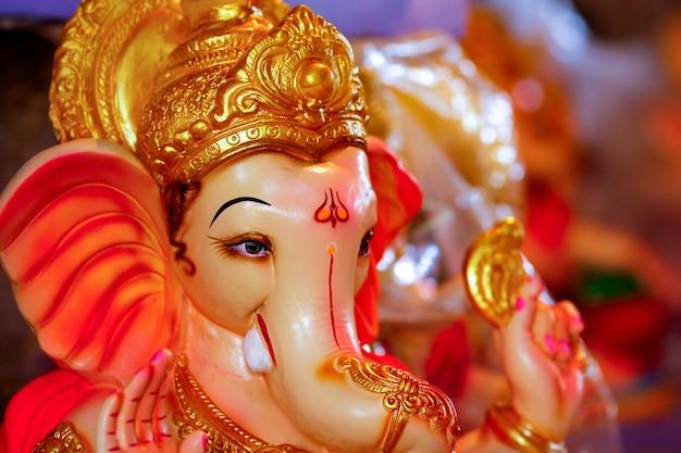 Lord ganesha , ganesha festival Premium Photo