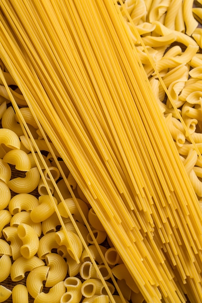 Lots of macaroni Free Photo