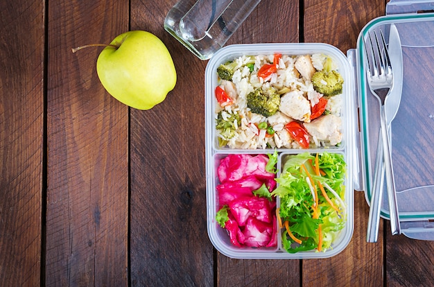 meal prep business