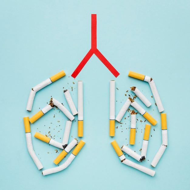 Легкие формы с сигаретами Бесплатные Фотографии