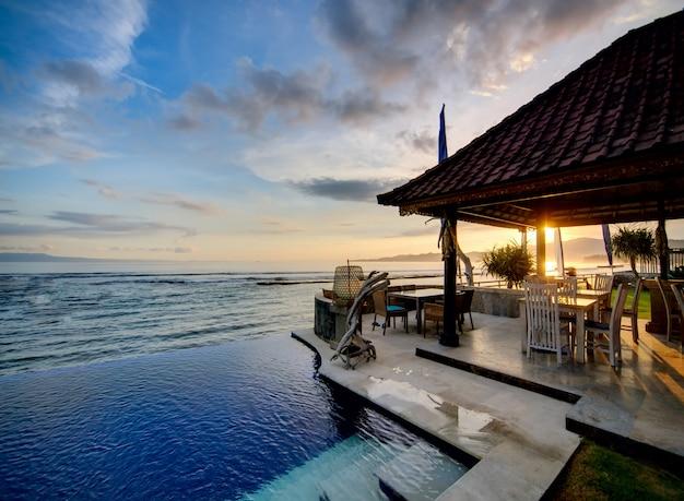 Luxury hotel Premium Photo