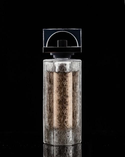 Luxury perfume or fragrance bottle Free Photo