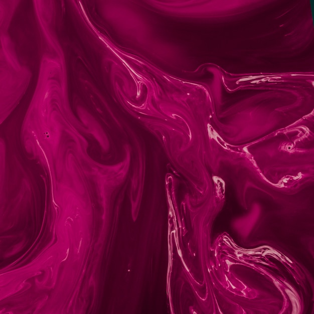 Magenta marble liquid twist texture background Free Photo