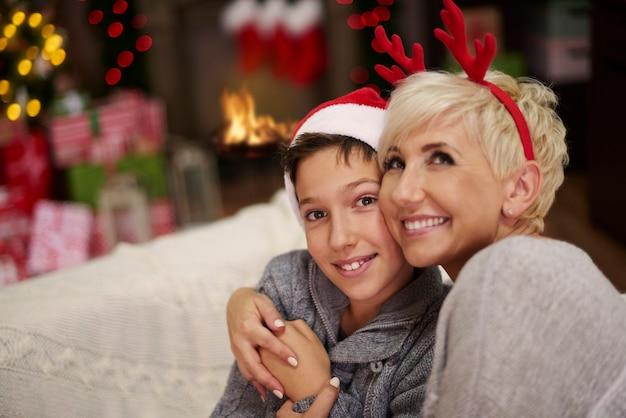 나와 내 아들을위한 마법의 시간 무료 사진