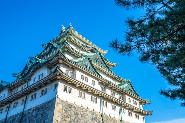 Main keep of nagoya castle in nagoya, japan Premium Photo