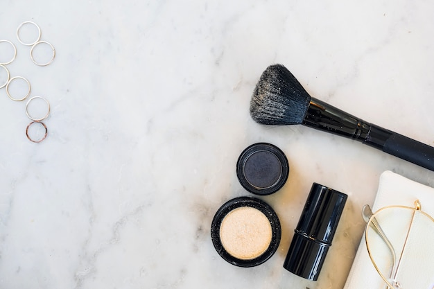 Makeup supplies and accessories Free Photo