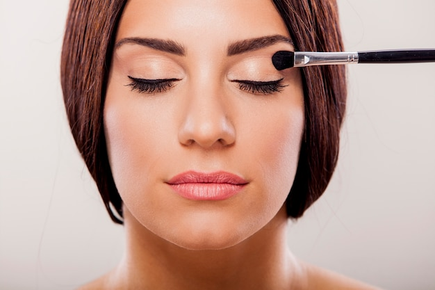 Makeup Premium Photo