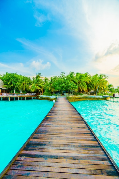 Maldives island Free Photo