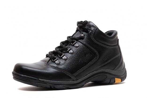 Man boot Premium Photo