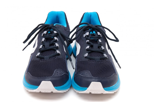 Man sports shoes Premium Photo