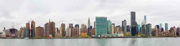 Manhattan, new york city Premium Photo