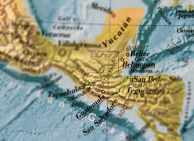 地図 Premium写真