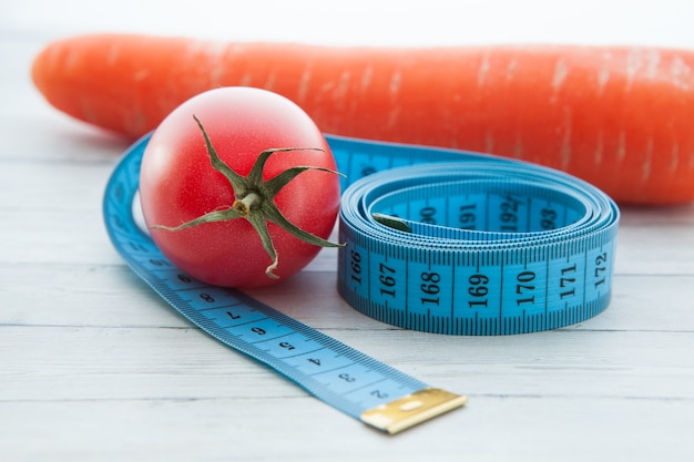 Miraculous Measuring Tape Juicy Tomato And Carrot The Concept Of Download Free Architecture Designs Scobabritishbridgeorg