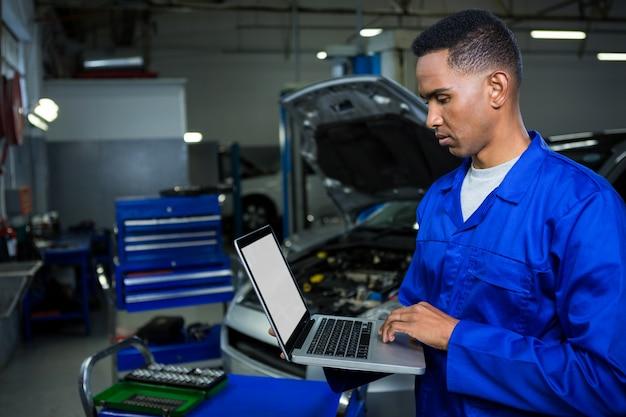 auto mechanic research paper