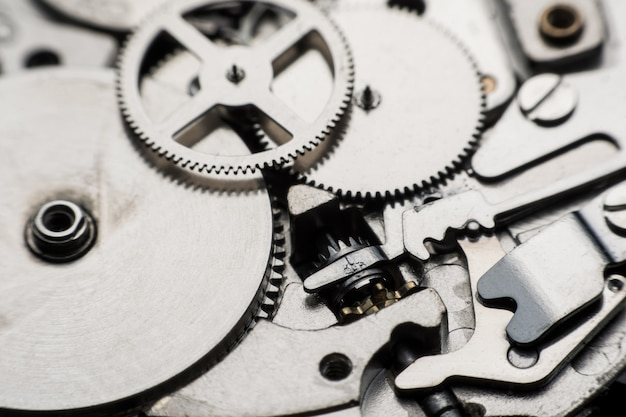 機械式時計/ギアクロック | プレミアム写真